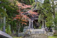 Kyosha-do Hall in Rinnoji Temple Stock Photos