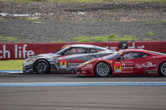 Kyosuke Mineo of Direction Racing Versus Mitsunori Takaboshi of Stock Photos