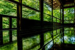 kyoto fotografia stock
