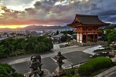 kyoto Arkivfoto