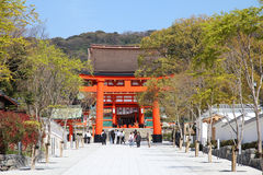Kyoto Royalty Free Stock Photo