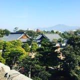 kyoto royaltyfria bilder