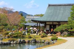 Kyoto - Arashiyama Stock Photos