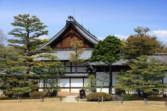 Kyoto architecture Stock Images