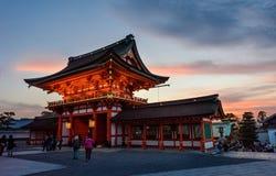 Kyoto autumn season Royalty Free Stock Images
