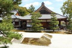 Kyoto. Beautiful Daikaku-ji buddhist temple in Kyoto, Japan Royalty Free Stock Photo