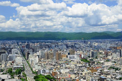 Kyoto City Stock Photography