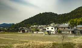 Kyoto Countryside Royalty Free Stock Photos