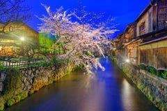 Kyoto in de Lente Royalty-vrije Stock Afbeelding