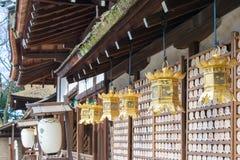 Kyoto forntida som bygger, Japan, japan, län, asia, asiat, a Royaltyfria Foton