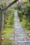 Kyoto garden Stock Photography