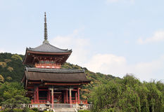 Kyoto, Giappone Fotografia Stock Libera da Diritti
