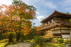 Free Kyoto Ginkakuji Temple Royalty Free Stock Images - 75347179