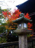 Kyoto höst Royaltyfria Bilder