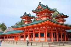 Kyoto - Heian shrine Stock Photo