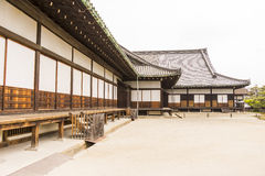 Kyoto imperial palace Stock Photo