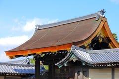 Kyoto Imperial Palace Royalty Free Stock Photo