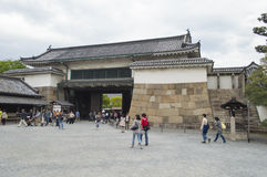 Kyoto Imperial Palace Stock Images