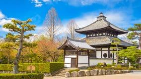 Kyoto, Japão com base no templo de Tofuku-ji foto de stock royalty free