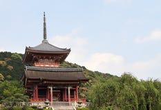 Kyoto, Japón Foto de archivo libre de regalías