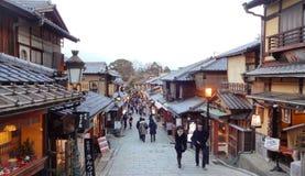 Kyoto, Japón imagenes de archivo