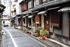 Kyoto, Japan Stock Images