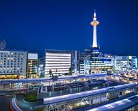 Kyoto Japan lizenzfreie stockfotografie