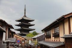 Kyoto, Japan royalty-vrije stock afbeeldingen