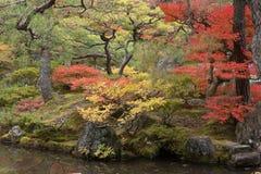 De herfst in Kyoto, Japan Stock Fotografie