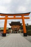 Kyoto, Japan at Fushimi Inari Shrine Stock Photo