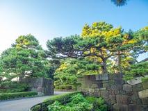 KYOTO, JAPAN - 5. JULI 2017: Kommen Sie von einem Tempel und von Zen Garden von Tenryu-ji, himmlisches Dragon Temple herein In Ky Stockbilder