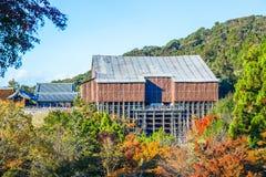 Kiyomizu-dera temple royalty free stock photos