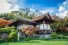 Okochi Sanso Garden stock images