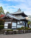 Kyoto, Japan - November 19 2013: Tofuku-ji temple's name taken f Stock Images