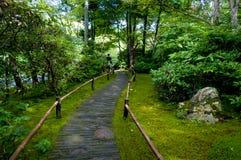 Okochi Sanso Botanical Japanese Garden Royalty Free Stock Image