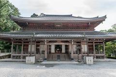 KYOTO, JAPAN - 9. OKTOBER 2015: Chion-im Schrein Tempel in Higashiyama-ku, Kyoto, Japan Hauptsitze des Jodo-shuschreins stockbilder