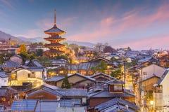 Kyoto, Japan Higashiyama District Stock Photography