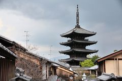Kyoto Stock Photo