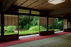 Kyoto Japanese style image Royalty Free Stock Images