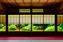 Kyoto Japanese style image. Japanese architecture.n Stock Photo