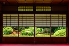 Kyoto Japanese style image Stock Image