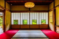 Kyoto Japanese style image Stock Images