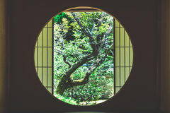 Kyoto Japanese style image Royalty Free Stock Photography
