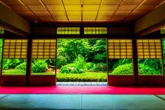 Kyoto Japanese style image Royalty Free Stock Photo