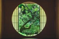 Kyoto Japanese style image Royalty Free Stock Image