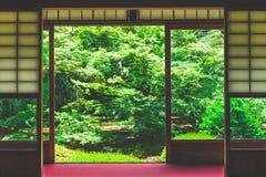 Kyoto Japanese style image Stock Photos