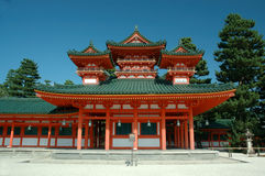 Kyoto Japonia Fotografia Stock