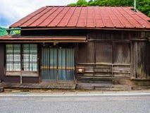 KYOTO JAPONIA, LIPIEC, - 05, 2017: Piękny i stylizowany japanesse dom w Kyoto Fotografia Stock
