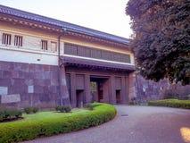 KYOTO JAPONIA, LIPIEC, - 05, 2017: Wchodzić do świątyni i Zen ogród Tenryu-ji, Nadziemska smok świątynia W Kyoto Fotografia Royalty Free
