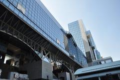 KYOTO JAPONIA, OCT, - 27: Kyoto stacja Zdjęcia Royalty Free